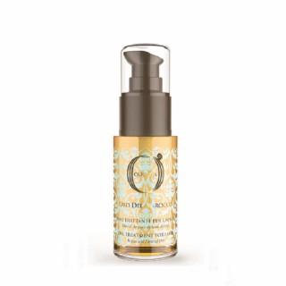Масло блонд-уход с маслом арганы и маслом семян льна Barex Olioseta Oro Del Marocco Oil  30мл