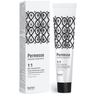 Краска для волос премиум PERMESSE SUBLIME Barex 100мл