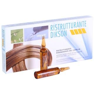 Dikson Ristrutturante Восстанавливающий комплекс мгновенного действия для очень сухих и поврежденных волос 12 мл