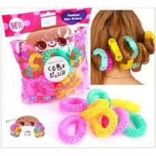 Fashion hair rollers -  нежные бигуди 8шт
