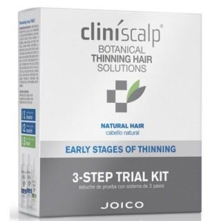 CLINISCALP – Система от выпадения и для роста волос для редеющих натуральных волос
