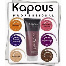 Оттеночный бальзам Kapous Life Color 200 мл