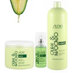 Oliva & Avocado для сухих волос