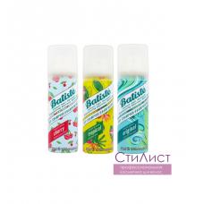 """Batiste Сухой шампунь для волос """"Original"""" дорожный формат 50 мл в ассортименте"""