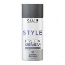 Пудра для прикорневого объема волос сильной фиксации Ollin Style Root Volumizing Powder 10 гр