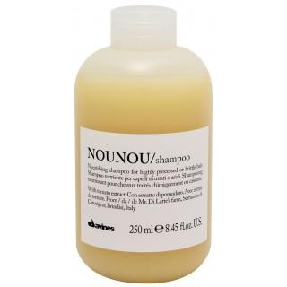 NOUNOU Питательный шампунь для уплотнения волос с экстрактом томата 250мл