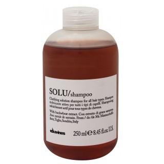 SOLU Активно освежающий шампунь для глубокого очищения волос 250мл