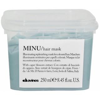 MINU Восстанавливающая маска для окрашенных волос 250мл