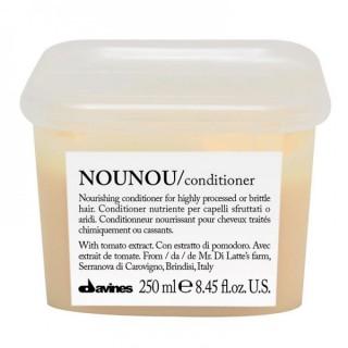 NOUNOU Питательный уплотняющий кондиционер с экстрактом томата 250мл