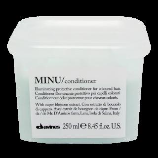 MINU Защитный кондиционер для сохранения косметического цвета волос 250мл