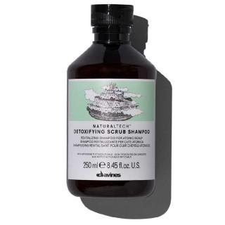 Шампунь-скраб детоксицирующий NT Detoxifying 250мл Davines