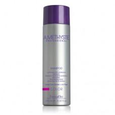 Шампунь для блеска окрашенных ослабленных волос AMETHYSTE COLOR