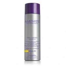 Балансирующий шампунь для жирных волос и кожи головы AMETHYSTE REGULATE SEBO CONTROLL