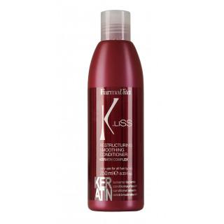 K.Liss Выпрямляющий кондиционер с кератином, 250 мл