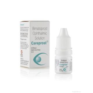 Эффективное средство для роста ресниц и бровей Карепрост (Careprost)