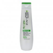 Шампунь Файберстронг для укрепления ломких  волос с молекулой INTRA-CYLANE и экстрактом бамбука 250мл