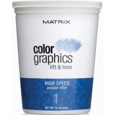 Ультрабыстрая осветляющая Пудра, Matrix ColorGraphics 454гр