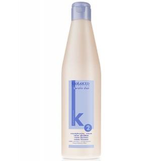 Крем для кератинового выпрямления волос Salerm Keratin Shot