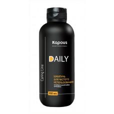 Шампунь для ежедневного использования с органическим экстрактом апельсина без SLS 350мл Италия